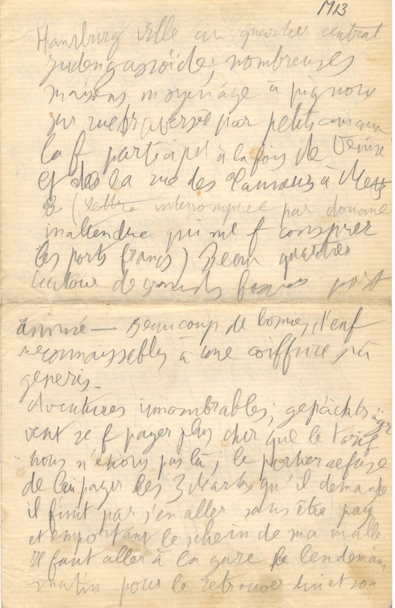 poincare essays Henri poincare bibliography  last essays (dernières pensées), translated by john w bolduc (dover, 1963 first published in french by ernest flammarion,.